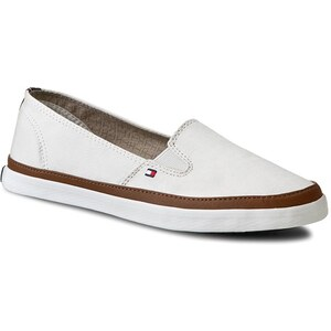 Turnschuhe TOMMY HILFIGER - Kesha 7D FW56820799 Snow White 118