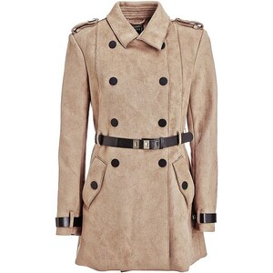 Guess ZWEIREIHIGER TRENCHCOAT