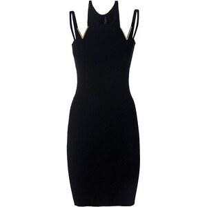 Guess Kleid aus Viskosemix mit Cut-out