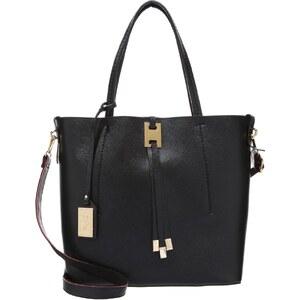 Buffalo Shopping Bag black/red