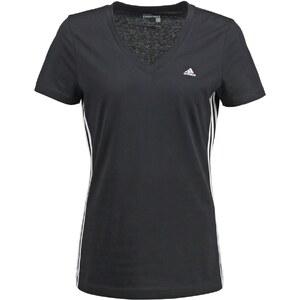 adidas Performance ESSENTIALS TShirt print black/white