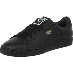 Puma Basket Classic Lfs chaussures black/team gold