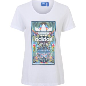 ADIDAS ORIGINALS T Shirt mit Frontprint