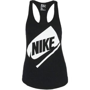 Nike Sportswear FUTURA Top black/white