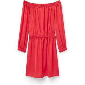 MANGO Kleid Mit Elastischer Taille