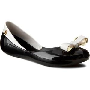 Ballerinas MELISSA - Melissa Queen IV Ad 31695 Black/White 51492