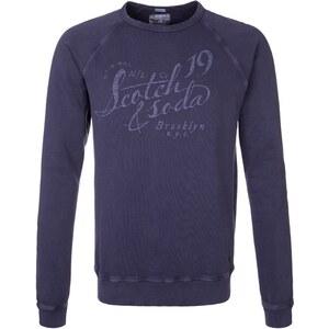 Scotch & Soda Sweatshirt denim blue