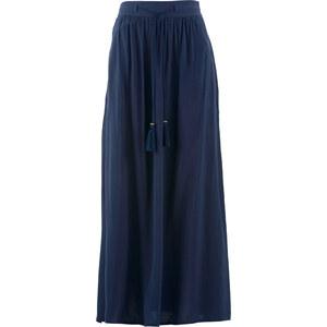bpc selection Jupe imprimée avec taille élastiquée bleu femme - bonprix