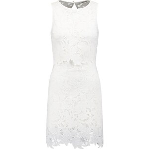 Miss Selfridge Petite Etuikleid cream