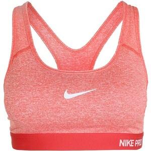 Nike Performance PRO CLASSIC SportBH light crimson/heather/university red/white