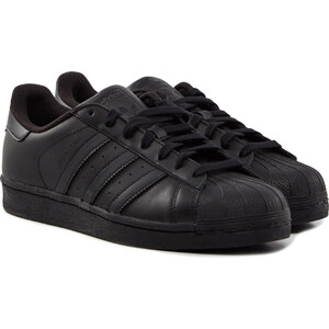 ADIDAS Superstar Foundation Sneaker Schwarz