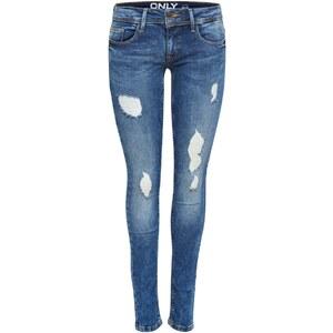 ONLY Jeans Coral Destroyed Effekt