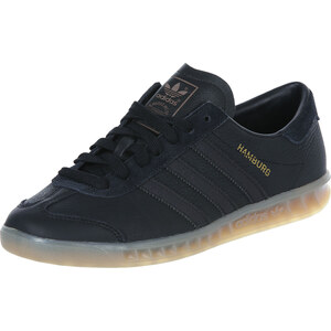 adidas Hamburg chaussures black/black/gum