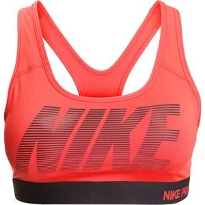 Nike Performance PRO CLASSIC SportBH light crimson/black