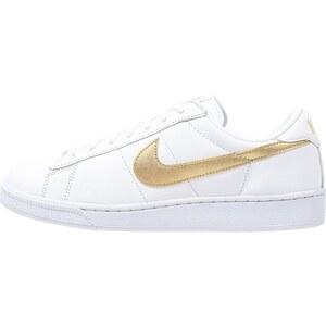 Nike Sportswear TENNIS CLASSIC Sneaker low white/metallic gold/desert