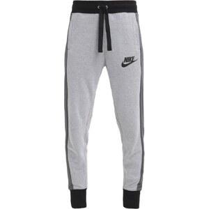 Nike Sportswear BIRDSEYE Jogginghose white/black/black