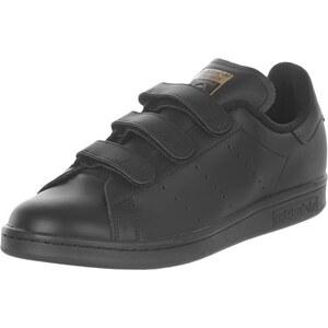 adidas Stan Smith Cf Schuhe black/black/gold
