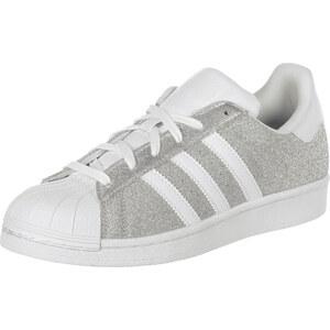 Adidas Superstar W Lo Sneaker Schuhe silver/white