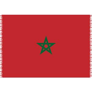 Rio De Sol Pareo Brésilien - Drapeau National Morocco