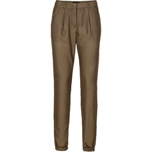 BODYFLIRT Pantalon vert femme - bonprix