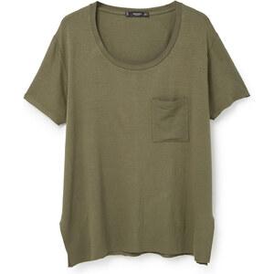 MANGO T-Shirt Mit Tasche