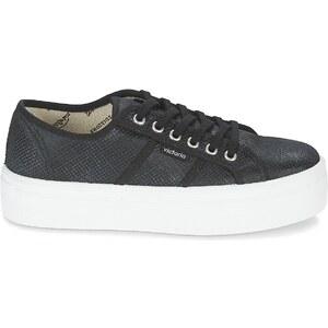 Victoria Chaussures BASKET CUADROS BRILLO PLATAFORMA