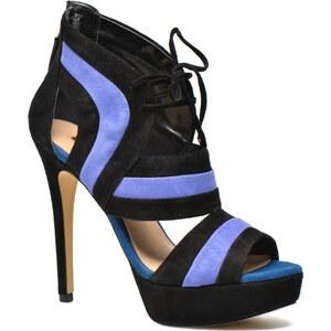 SALE - 10% - Guess - Karlea - Sandalen für Damen / mehrfarbig