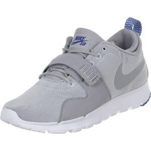 Nike Sb Trainerendor Sneaker pr platinum/wolf grey