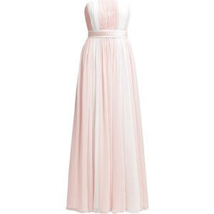 Laona Ballkleid rose blush/cream White