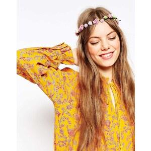 ASOS - Pretty Rose - Stirnband zum Binden - Mehrfarbig