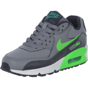 Nike Air Max 90 Mesh Gs Schuhe grey/obsidian