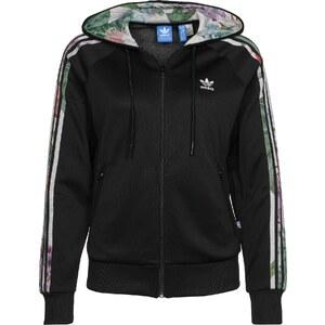 adidas Train Flock W Adidas Hooded Zipper black
