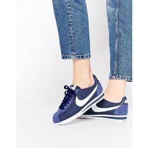 Nike - Loyal Cortez - Klassische blaue Sneakers - Loyal-Blau