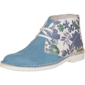 Lumberjack Ankle Boot jeans flower