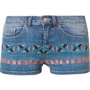 Even&Odd Jeans Shorts light blue denim