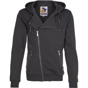 HARRINGTON Sweatjacke gris