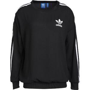 Adidas Sweat 3 stripes / NOIR