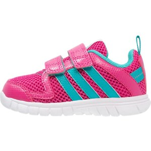 adidas Performance STA FLUID 3 Trainings / Fitnessschuh pink/shock green/white