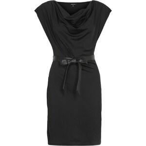 Morgan Jerseykleid noir
