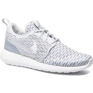 Nike - Wmns Roshe One Flyknit - Sneaker für Damen / grau