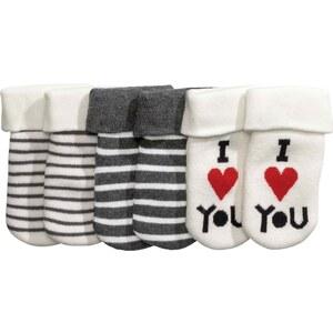 H&M Lot de 3 paires de chaussettes
