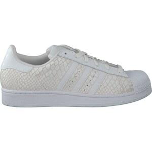 Weiße Adidas Sneaker SUPERSTAR W