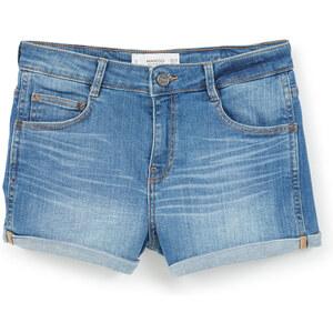 MANGO Jeansshorts Mittlere Waschung