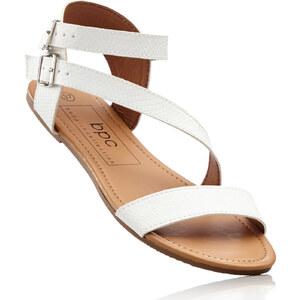 bpc bonprix collection Sandales blanc chaussures & accessoires - bonprix