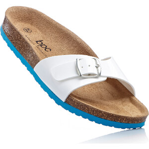 bpc bonprix collection Mules blanc chaussures & accessoires - bonprix