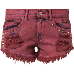 BamBam PAPER CUTS BAMBINO Jeans Shorts fire