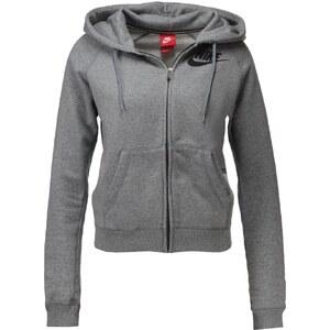 Nike Sportswear RALLY Sweatjacke gris/noir