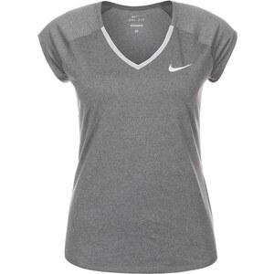 NIKE Pure Tennisshirt Damen