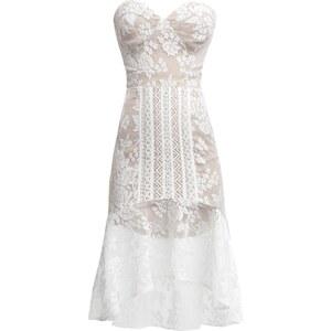Jarlo BIJOU Cocktailkleid / festliches Kleid ivory
