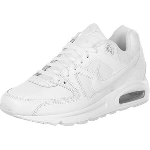 Nike Air Max Command Leather Schuhe white/silver